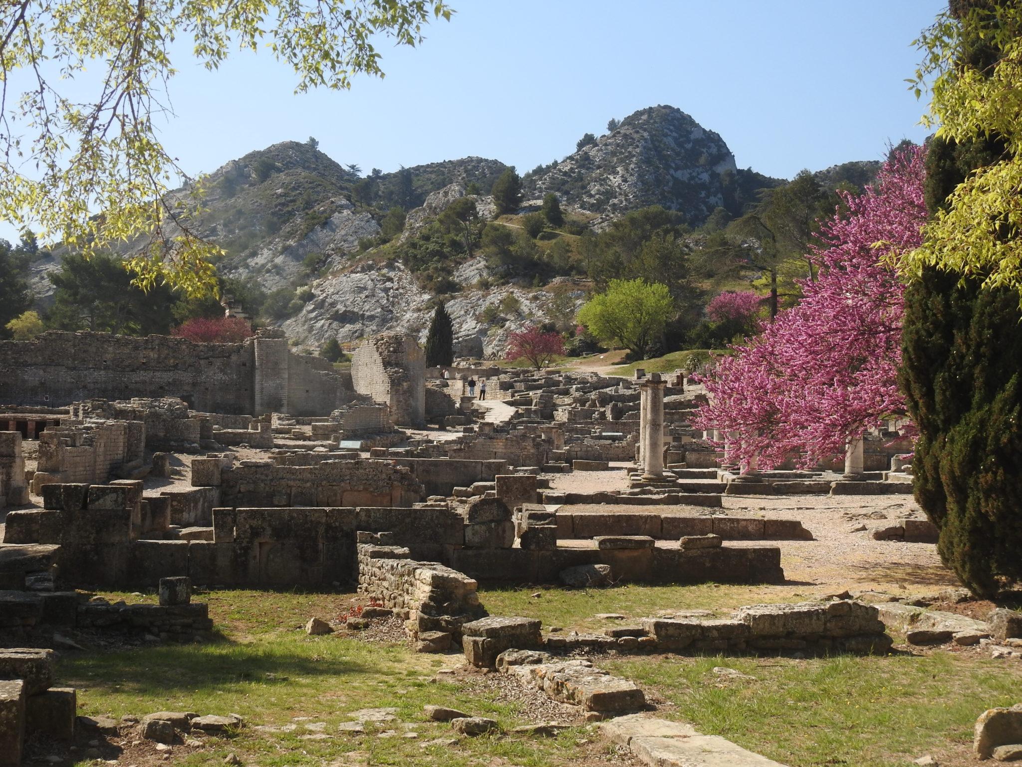 site archéologique de Glanum